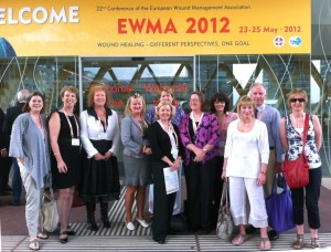 WMAI contingent at EWMA 2012